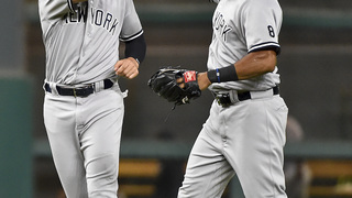 Romine, Pineda, new-look bullpen lead Yanks past Astros 2-1