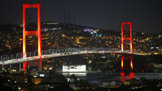 Turkey renames Bosporus Bridge