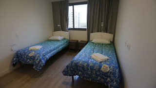 Australians move into Rio Olympic village _ a few days late