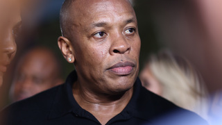 Dr. Dre cited on gun charge following driveway encounter