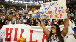 AP EXPLAINS: Long history of women running for president