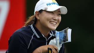 Mirim Lee leads Women