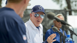 Cowboys mostly mum on McClain, who hasn