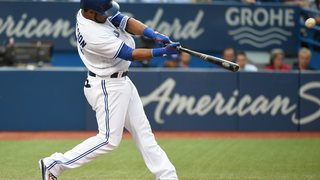 Blue Jays hit 3 HRs in first inning, beat Orioles 6-5