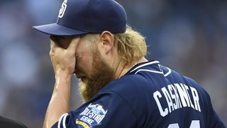 Padres starters Cashner, Rea to Marlins in 7-player deal