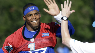 MVP Newton turns focus to 2016, away from Super Bowl loss
