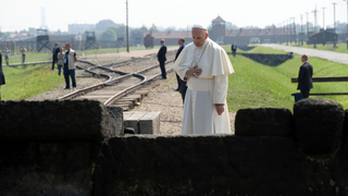 Rabbi was behind meeting between pope, Polish rescuers