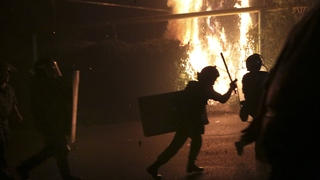 Armenia: 75 injured in clashes with riot police, 26 detained