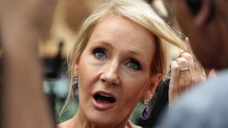 JK Rowling says she hopes Harry Potter play goes global