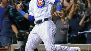 Lester squeezes in deciding run, Cubs beat Mariners in 12