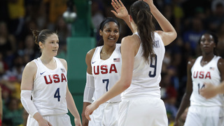 Good as gold: US women win 6th straight Olympic hoops title