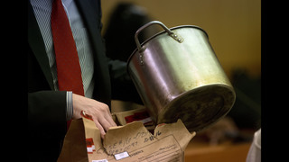 The Latest: Jury to begin deliberating in boiled water trial