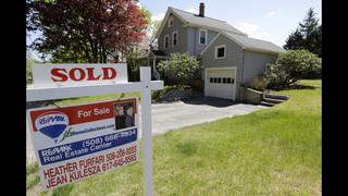 Ahead of the Bell: US existing-home sales