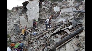 The Latest: Romanian death toll in Italy earthquake up to 5