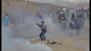 Official: Striking miners kill deputy minister in Bolivia