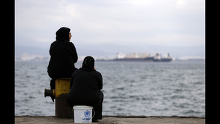 The Latest: UN seeks improvements in Greek refugee camps