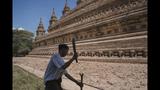 Quake damages scores of Myanmar