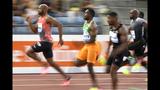 Olympic champion Thompson stars as Bolt skips Diamond meet