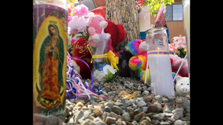 Gruesome killing of New Mexico girl stuns friends, neighbors