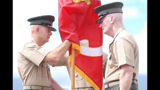 New Pacific Marine leader vows to keep up work with allies