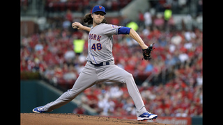 Mets to skip struggling deGrom on Monday vs Marlins