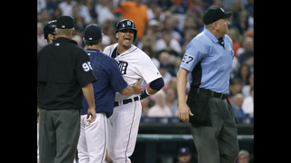 Ejection Night: 4 Tigers tossed vs Angels, win streak ends