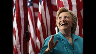 US: Clinton calendars won