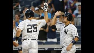 Sanchez homers again, Yankees rout Orioles 14-4