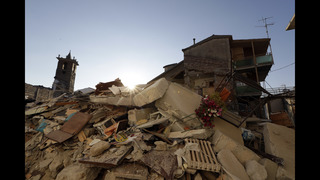Italian museums giving Sunday proceeds to rebuild quake zone