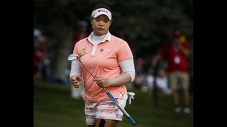 Ariya Jutanugarn wins in Canada for 5th LPGA Tour title