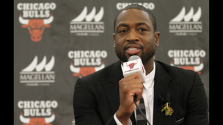 2 Chicago men charged in shooting of NBA star Wade