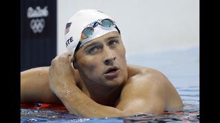 Lochte mum on Rio return, plugs