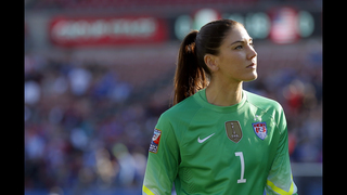 Solo decides to end her season with NWSL