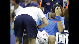 Djokovic gets rematch vs Vesely in US Open 2nd round