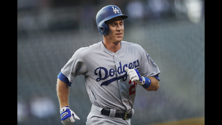 Toles hits grand slam, Dodgers rally for DH split with Rox