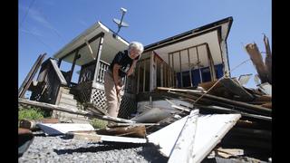 2 months later, flood-ravaged West Virginia town rebuilds