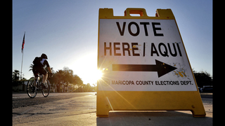 Record breaking numbers for third day of early voting