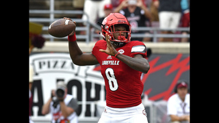 Jackson, No. 10 Louisville run over No. 2 Florida St 63-20