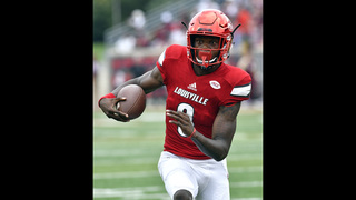 Jackson, Louisville run over Florida State, 63-20