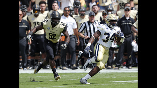 Georgia Tech opens with long TD pass, beats Vandy 38-7
