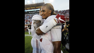 No. 1 Alabama ready for rest after hard-fought win
