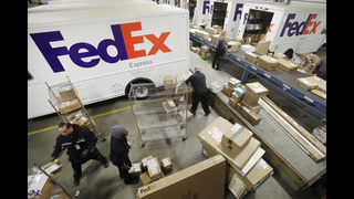 FedEx names new president and CEO