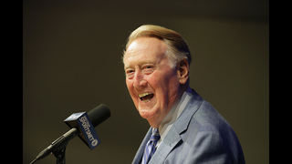 Vin Scully reflects on 67 years of baseball memories