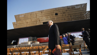 The Latest: John Lewis calls museum great achievement