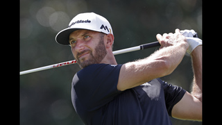 Johnson, Chappell tied for Tour Championship lead