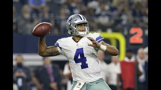 Rookie Dak Prescott solid again, Cowboys beat Bears 31-17