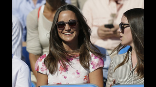 UK police arrest man in hacking of Pippa Middleton