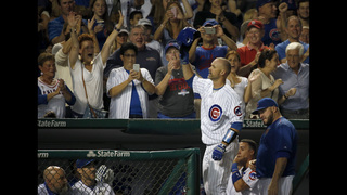 Ross helps Cubs edge Cardinals 3-1