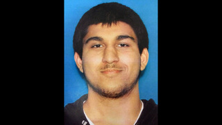 Mall shooting suspect: