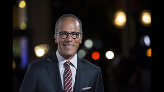 Moderator Lester Holt under scrutiny during debate